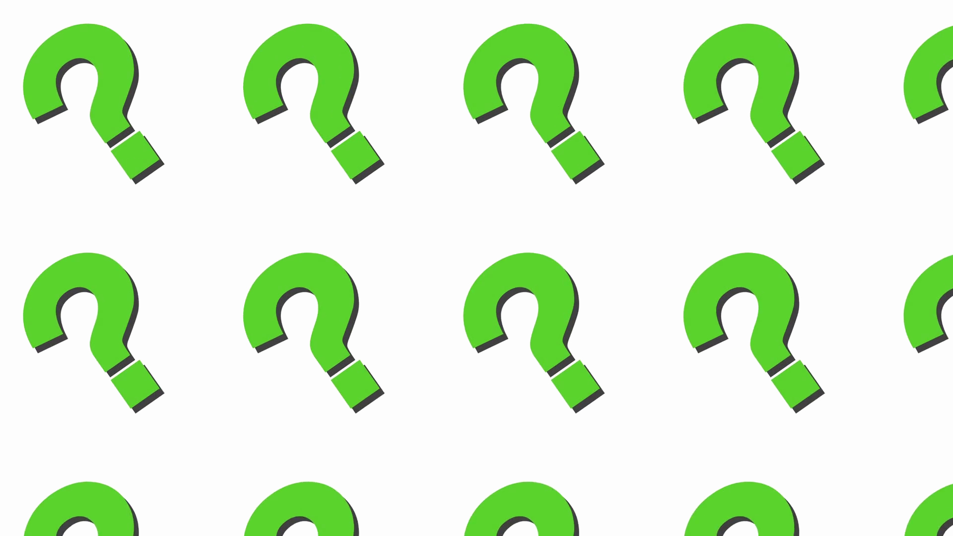 The Riddler Question Mark Template Fresh Question Mark Motion Background Loop Motion Background