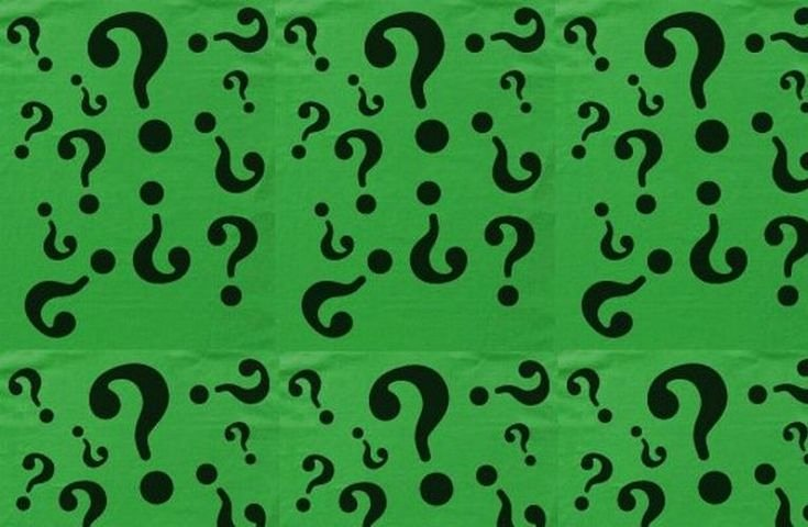 The Riddler Question Mark Template Inspirational 1000 Images About Korbin S Costume On Pinterest