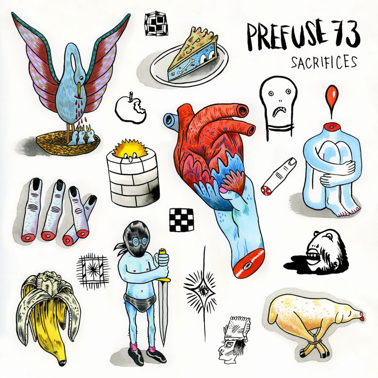 The Skit Guys Wikipedia Inspirational Prefuse 73 Announces New Album Sacrifices for May 2018
