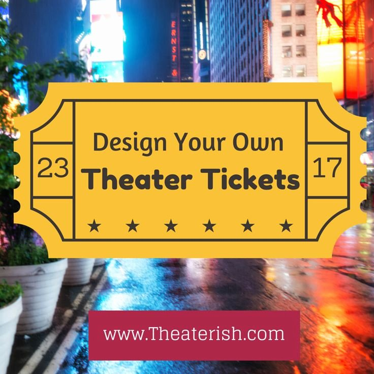Theatre Program Template Fresh 10 Best Images About theater Templates On Pinterest