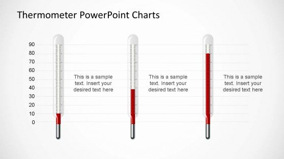 Thermometer Chart Powerpoint Fresh Mercury Powerpoint Templates