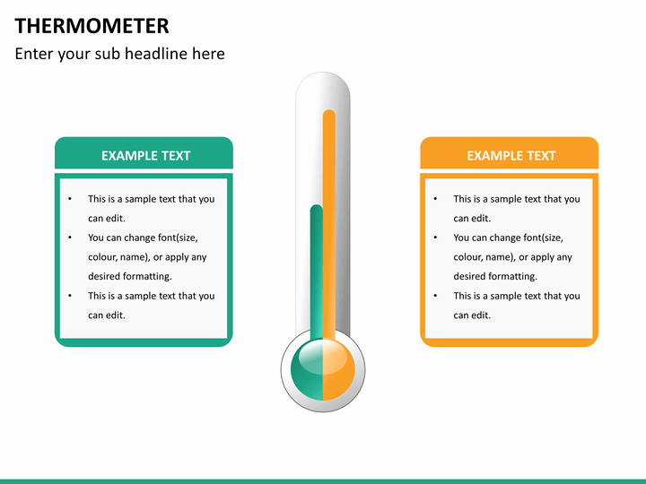 Thermometer Chart Powerpoint Fresh Powerpoint thermometer Template