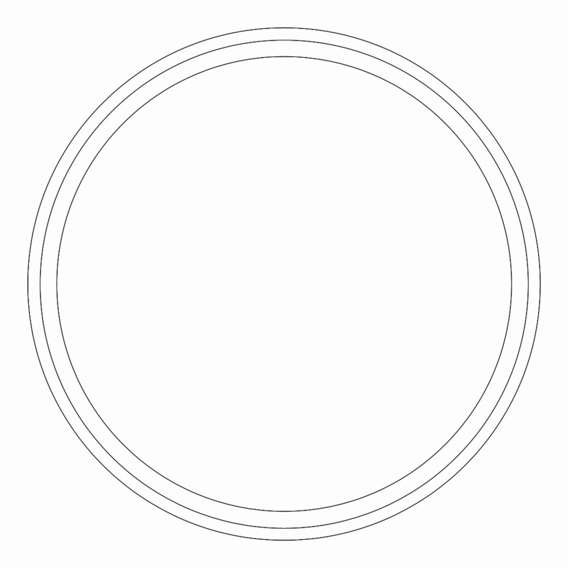 Three Inch Circle Template Inspirational button Templates