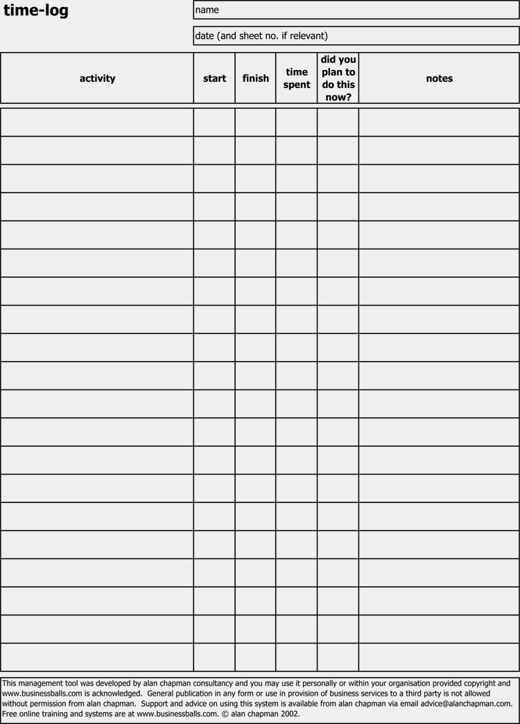 Time and Materials Template Lovely Time Log Sheets & Templates for Excel Word Doc