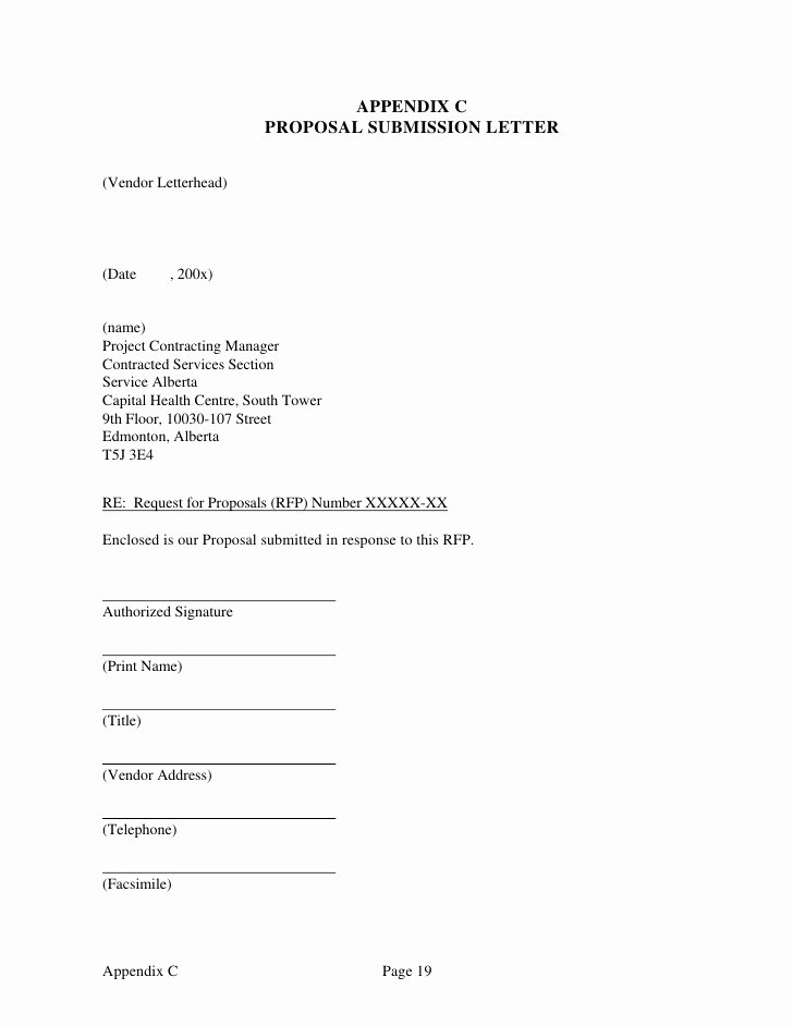 Time and Materials Template New General Services Time and Materials Rfp Template