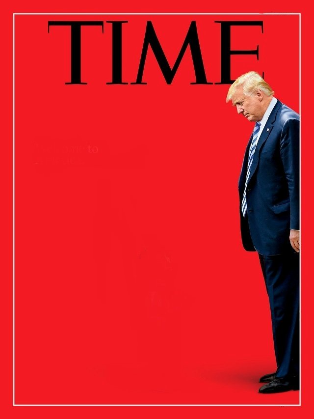 Time Magazine Blank Cover Best Of Contest Create Your Very Own Time Magazine Fake News
