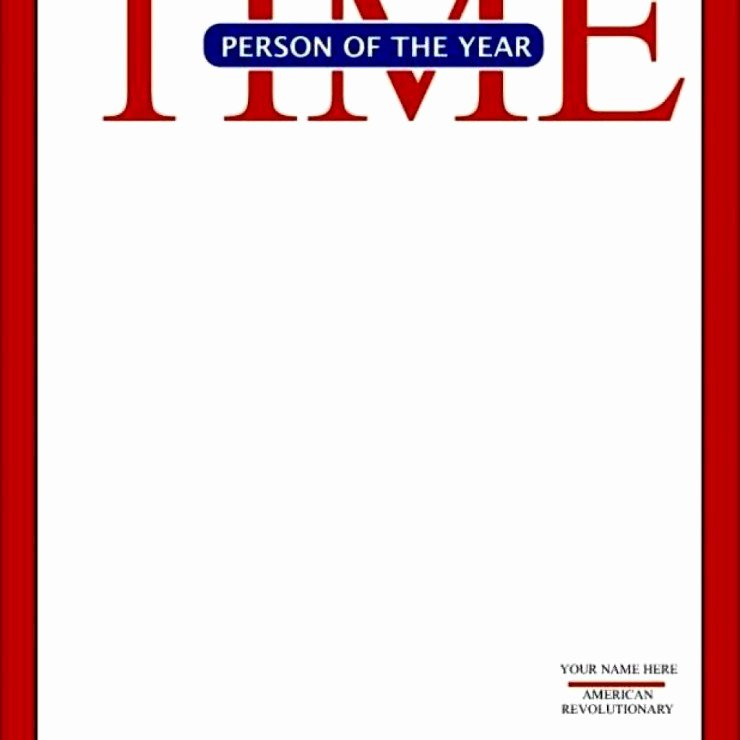 Time Magazine Blank Cover Fresh Blank Time Magazine Cover Template Shop Gotta Yotti
