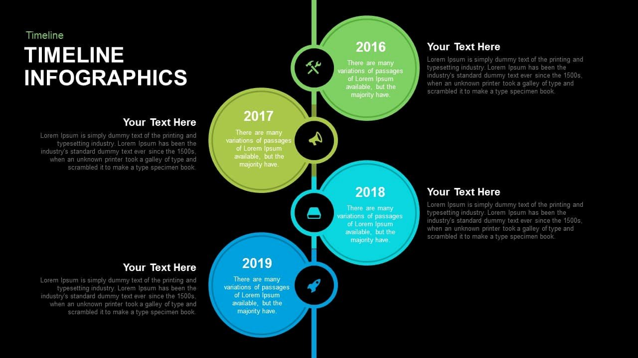 Timeline Template Keynote Inspirational Timeline Infographics Powerpoint and Keynote Template