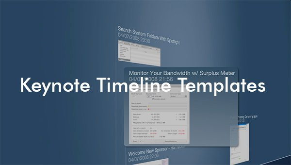 Timeline Template Keynote Luxury 12 Keynote Timeline Templates Pdf Ppt