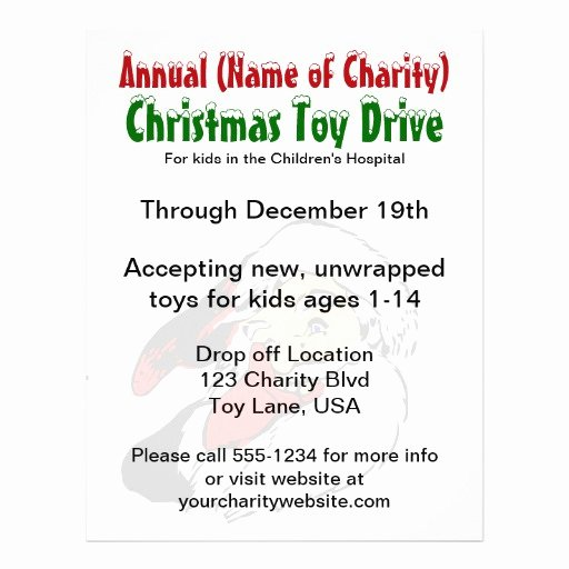 Toy Drive Flyer Template Awesome 24 toy Drive Flyers toy Drive Flyer Templates and