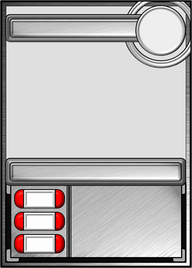 Trading Card Template Free Lovely Template 1 by the Fame On Deviantart