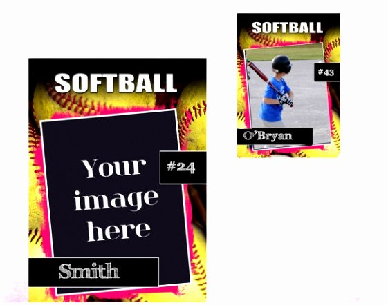 Trading Card Template Free Unique 10 Trading Cards Template Word Peaby