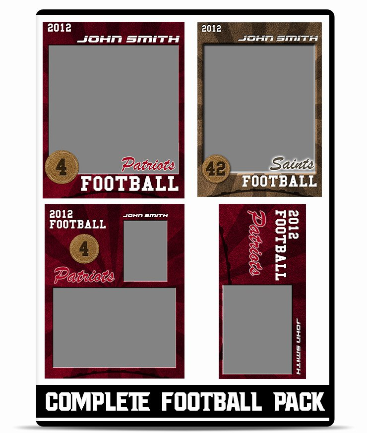 Trading Card Template Word New Best S Of Football Trading Card Template Football