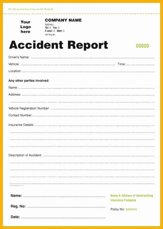 Traffic Accident form Best Of Monwealth Massachusetts Motor Vehicle Crash Operator