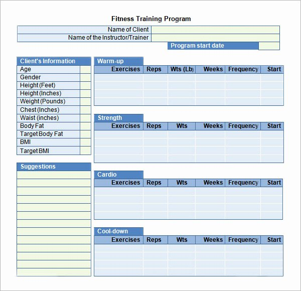 Training Agenda Template In Word Unique Training Plan Template 20 Download Free Documents In