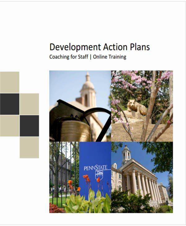 Training and Development Plan Template Luxury 12 Training Action Plan Templates Word Pdf