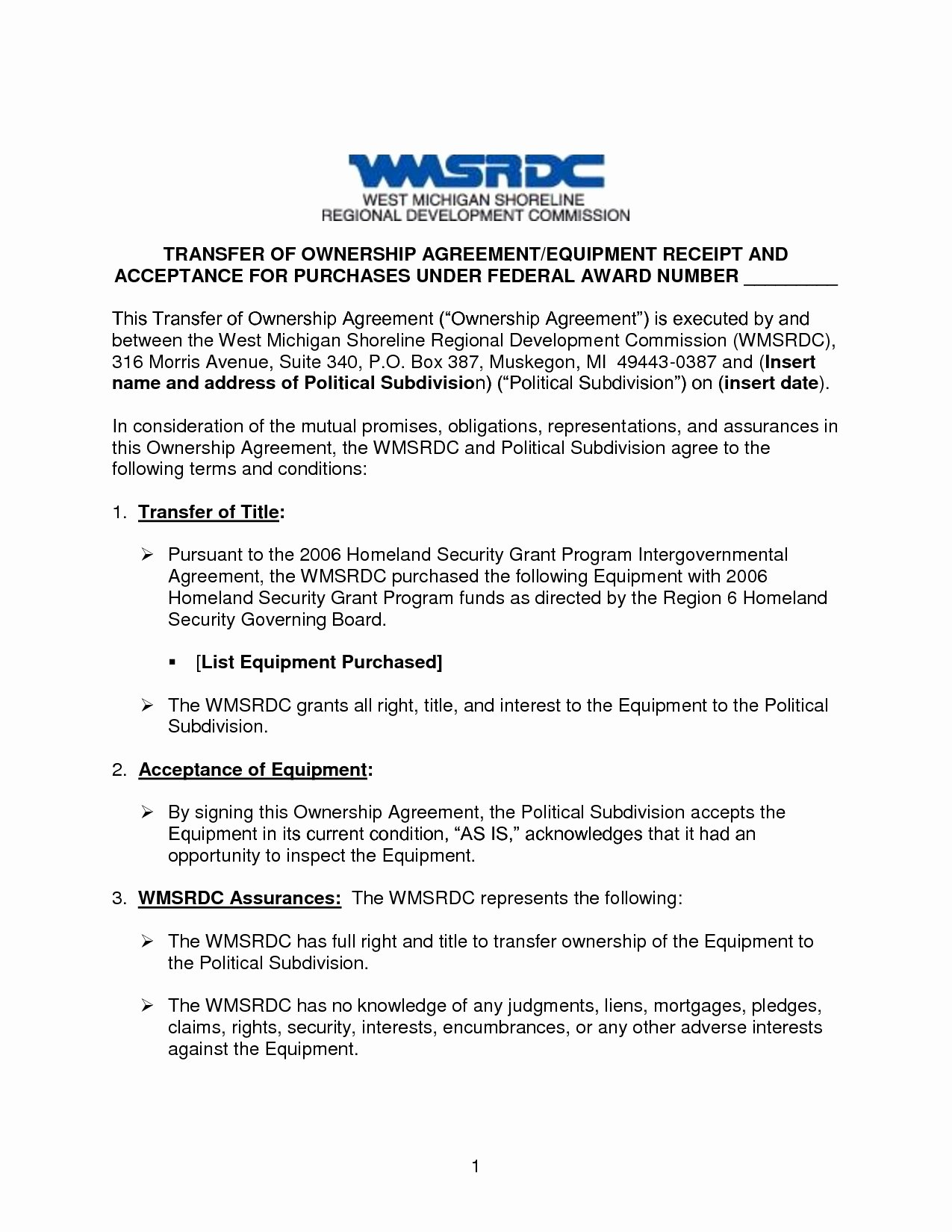 Transfer Of Ownership Agreement Template Fresh Business Transfer Agreement Template Expert Business