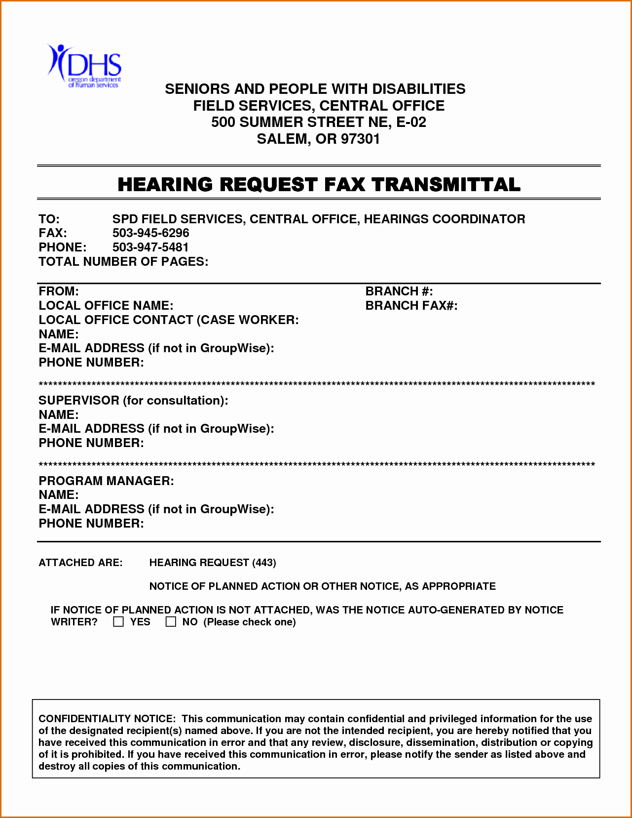 Transmittal form Sample Awesome 6 Fax Transmittal Template