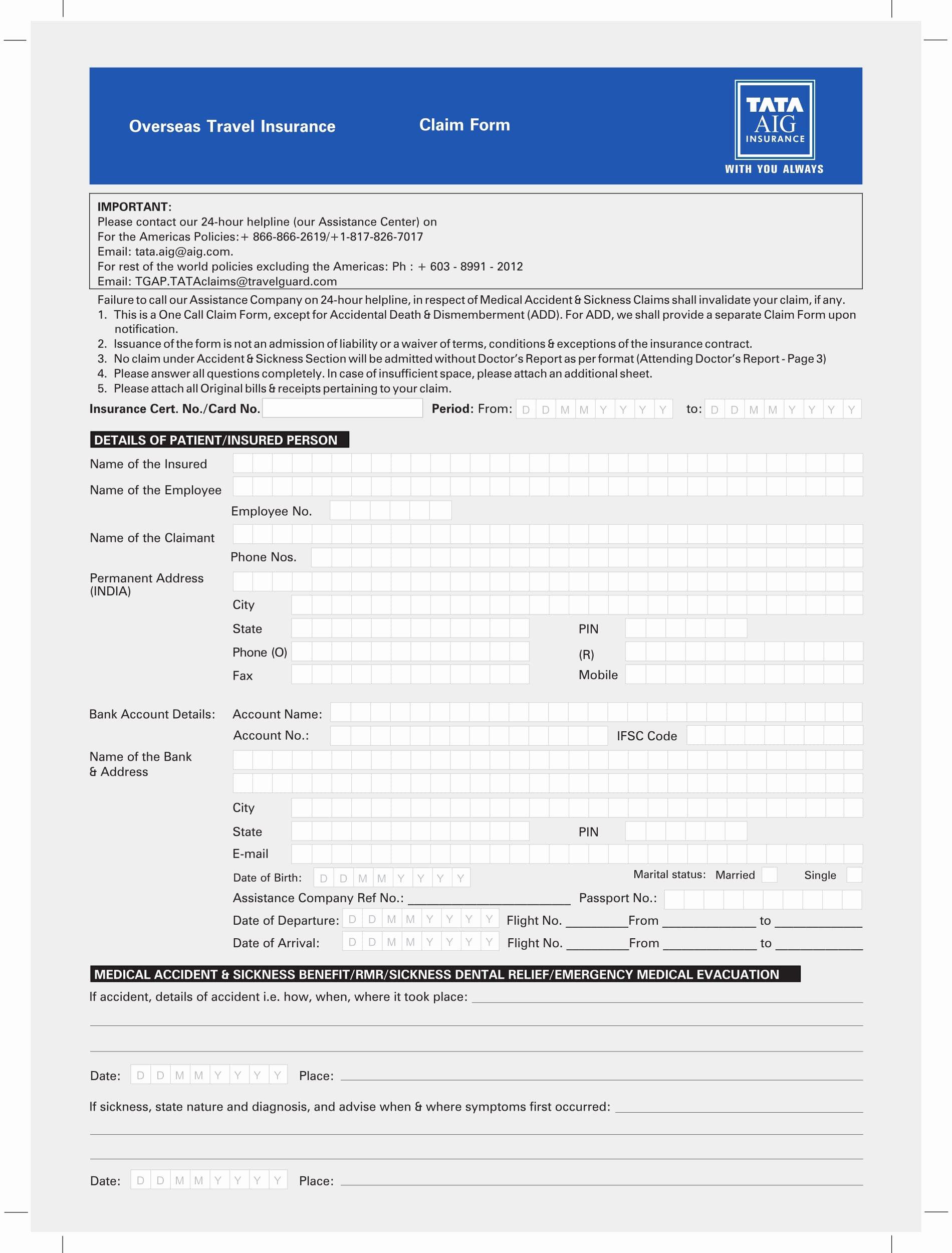 Travel Claim form Beautiful 10 Travel forms Travel Proposal Registration form