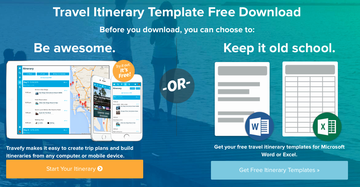 Travel Itinerary Template Word 2010 Elegant Travel Itinerary Template Word 2010
