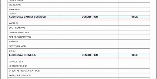 Tree Trimming Estimate Template Luxury Lawn Care Pricing Spreadsheet Google Spreadshee Lawn Care
