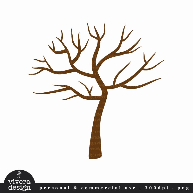 Tree Trunk Template Best Of Clipart Tree without Leaves