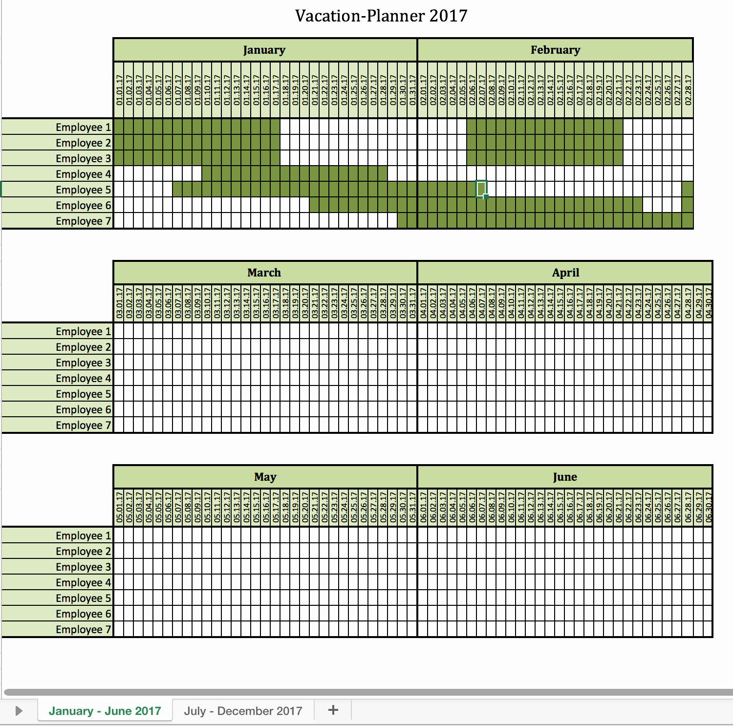 Trip Planner Template Excel Fresh Vacation Planner 2017