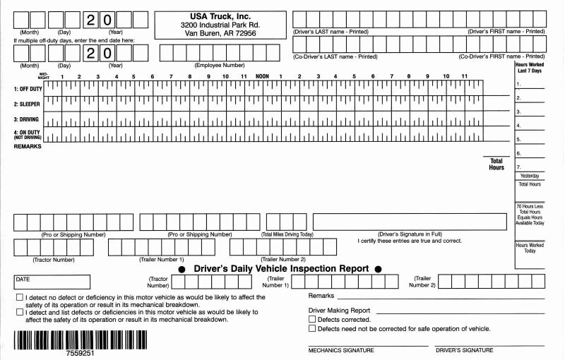 Truck Drivers Trip Sheet Template Luxury File Truck Driver Log Book Blank Jpg Wikimedia Mons