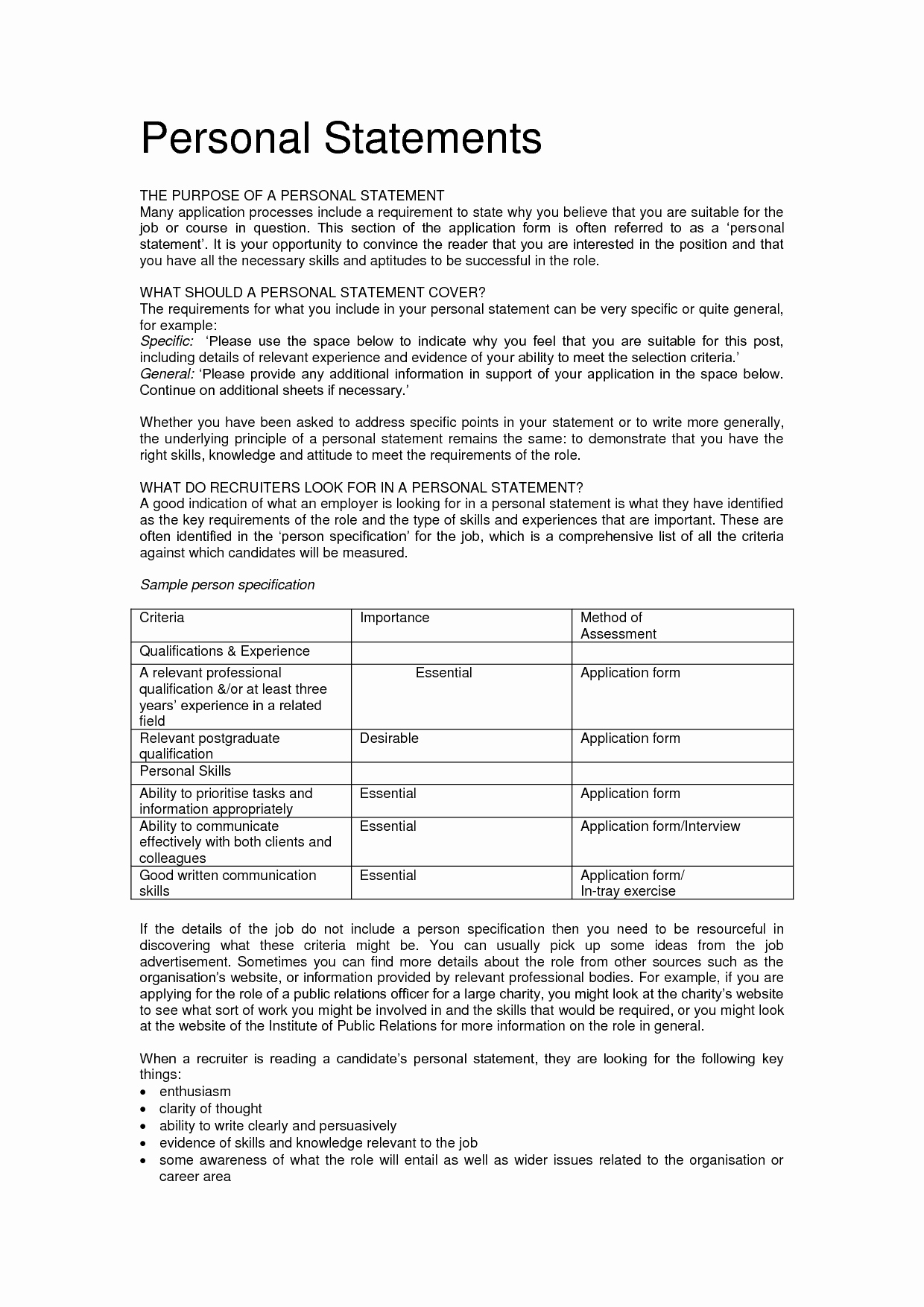 Uc Application Personal Statements Best Of Personal Statement Uc Template S5myplwl