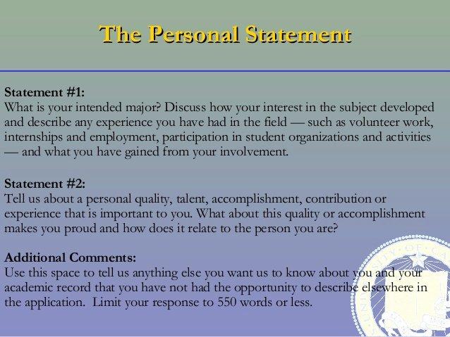 Uc Application Personal Statements Luxury Uc Transfer Application & Personal Statement
