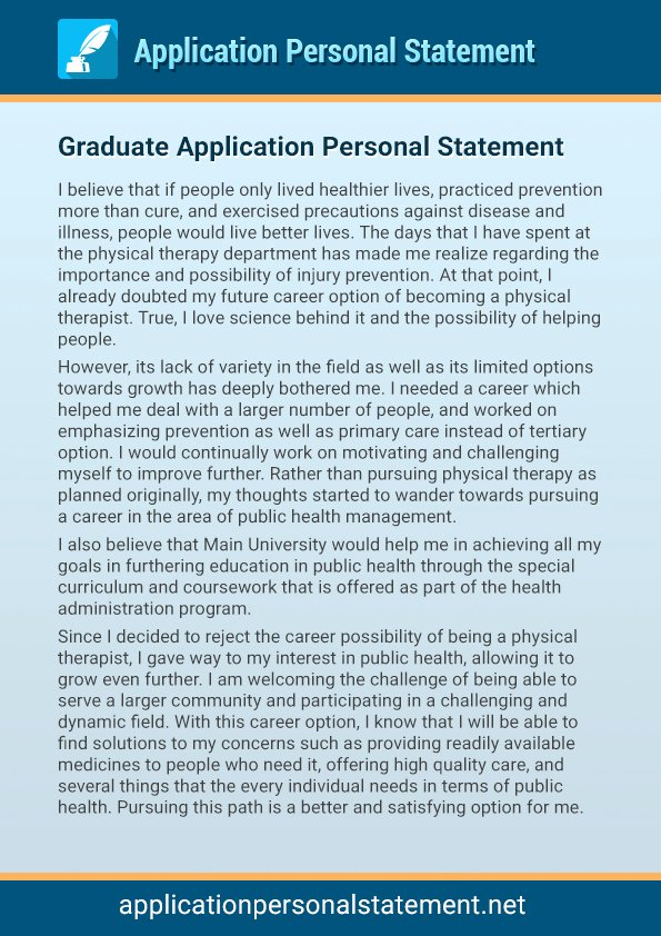 Uc Application Personal Statements New Our Professional Application Personal Statement Examples
