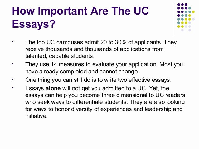 Uc Personal Statement Sample Essays Luxury Uc Essay Prompts Help Stonewall Services