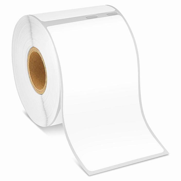 """Uline Label Printer Beautiful Uline Mini Printer Labels White Paper 2 1 8 X 4"""" S"""