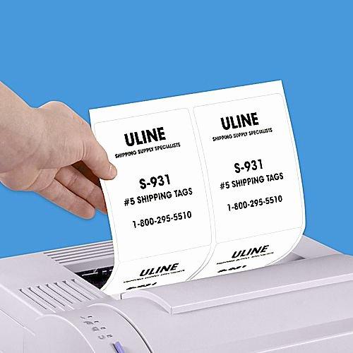Uline Label Printer Lovely Laser Labels Printer Labels Printable Labels In Stock