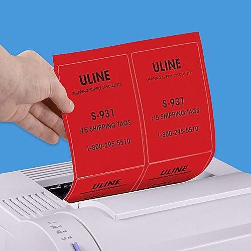 Uline Label Printer New Laser Labels Printer Labels Printable Labels In Stock