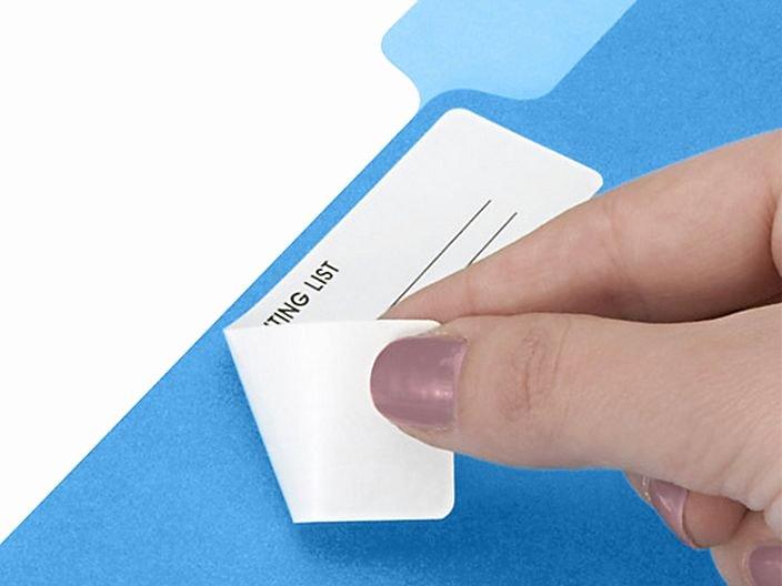 "Uline Label Templates Fresh Uline Removable Laser Labels White 4 X 1"" S Uline"