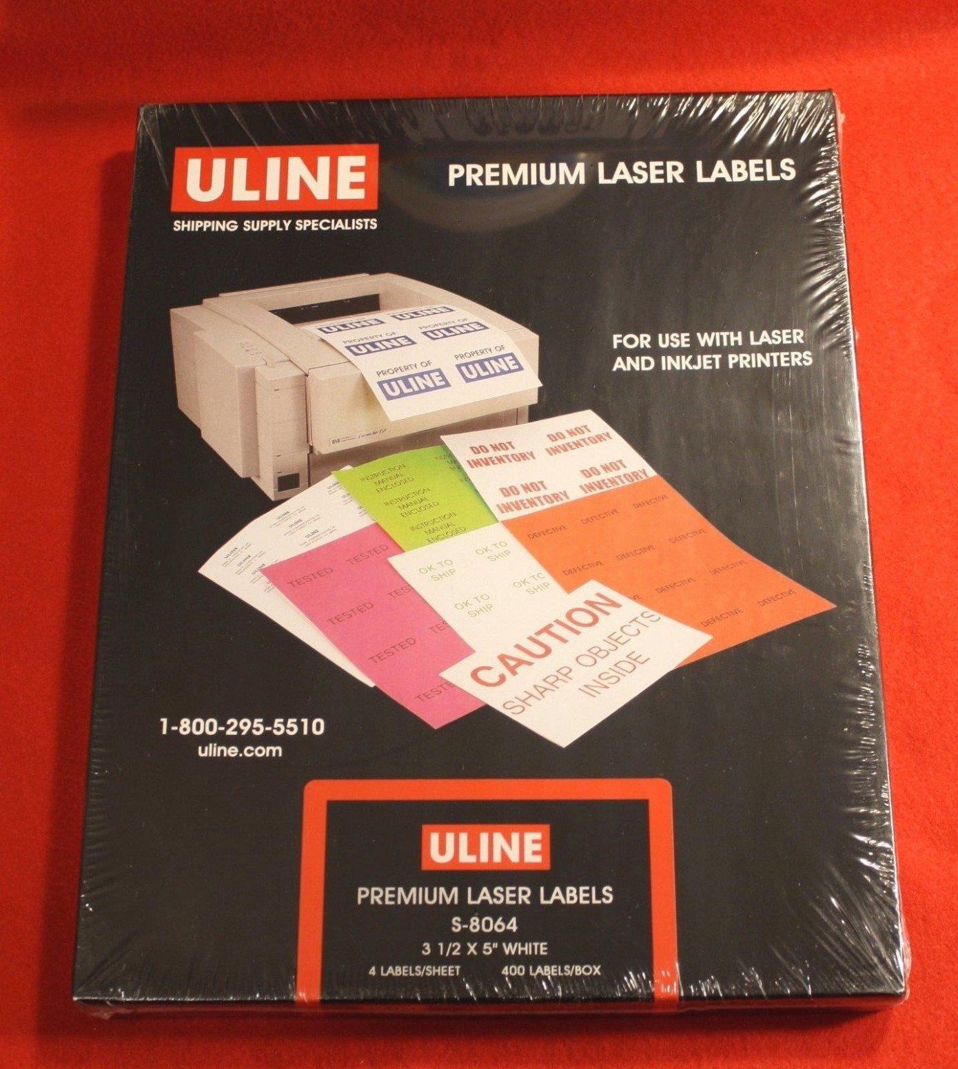 Uline Premium Laser Labels Awesome Five Ways Uline 15x15 Labels