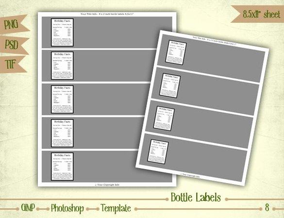 Uline Premium Laser Labels Beautiful 12 Word 2010 format Label Templates Free Download
