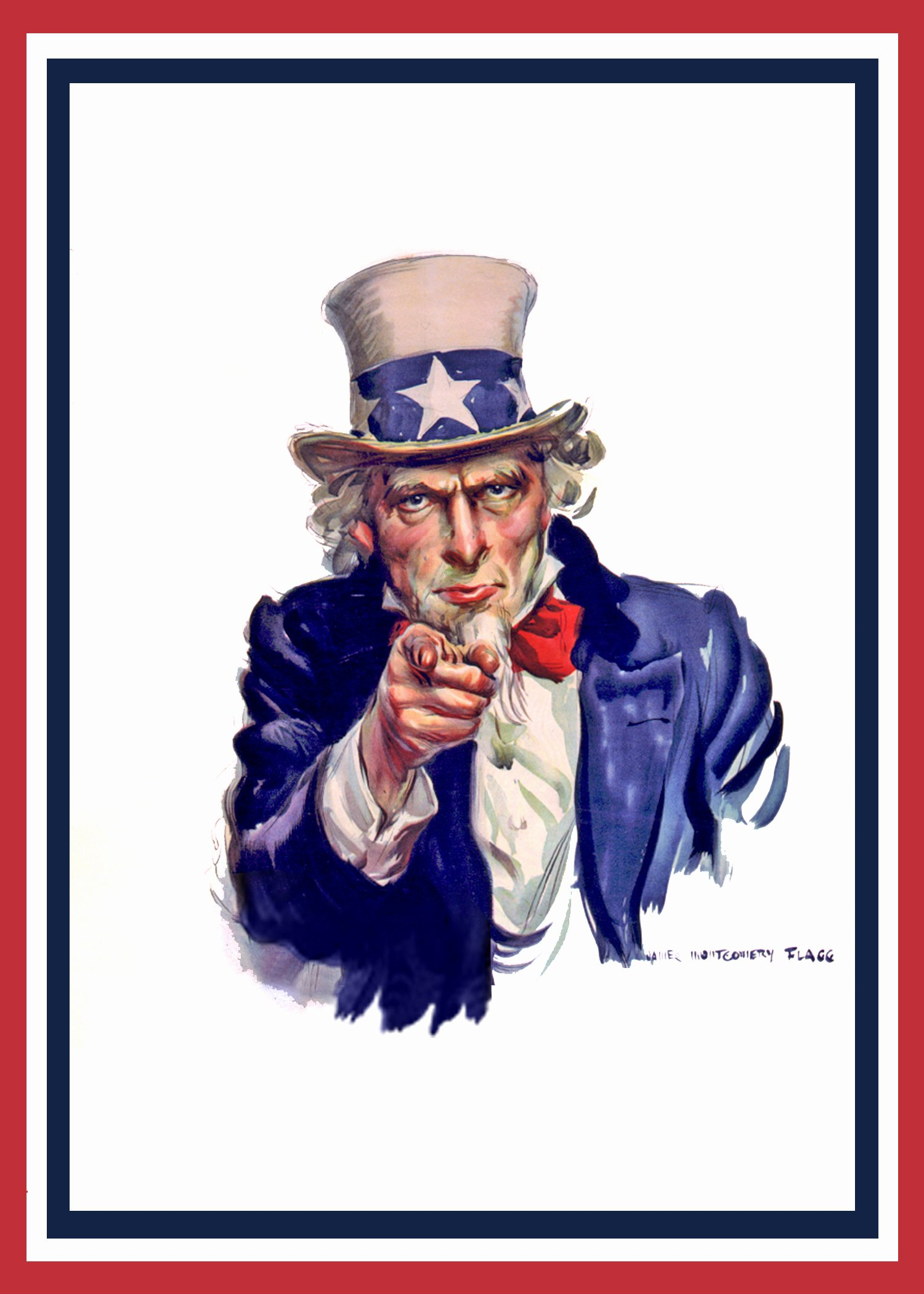 Uncle Sam Wants You Template Best Of I Want You Uncle Sam Blank Template Imgflip