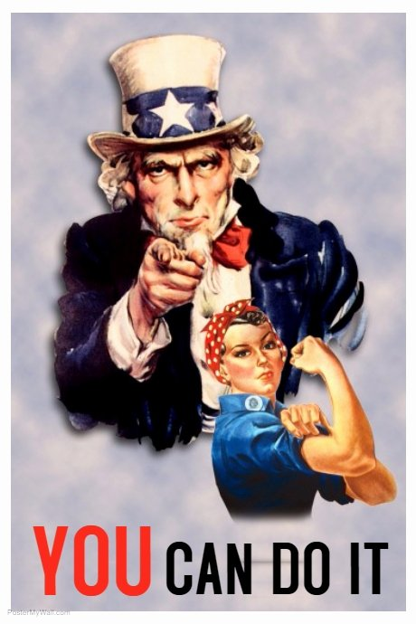 Uncle Sam Wants You Template New Uncle Sam Vintage Poster Template