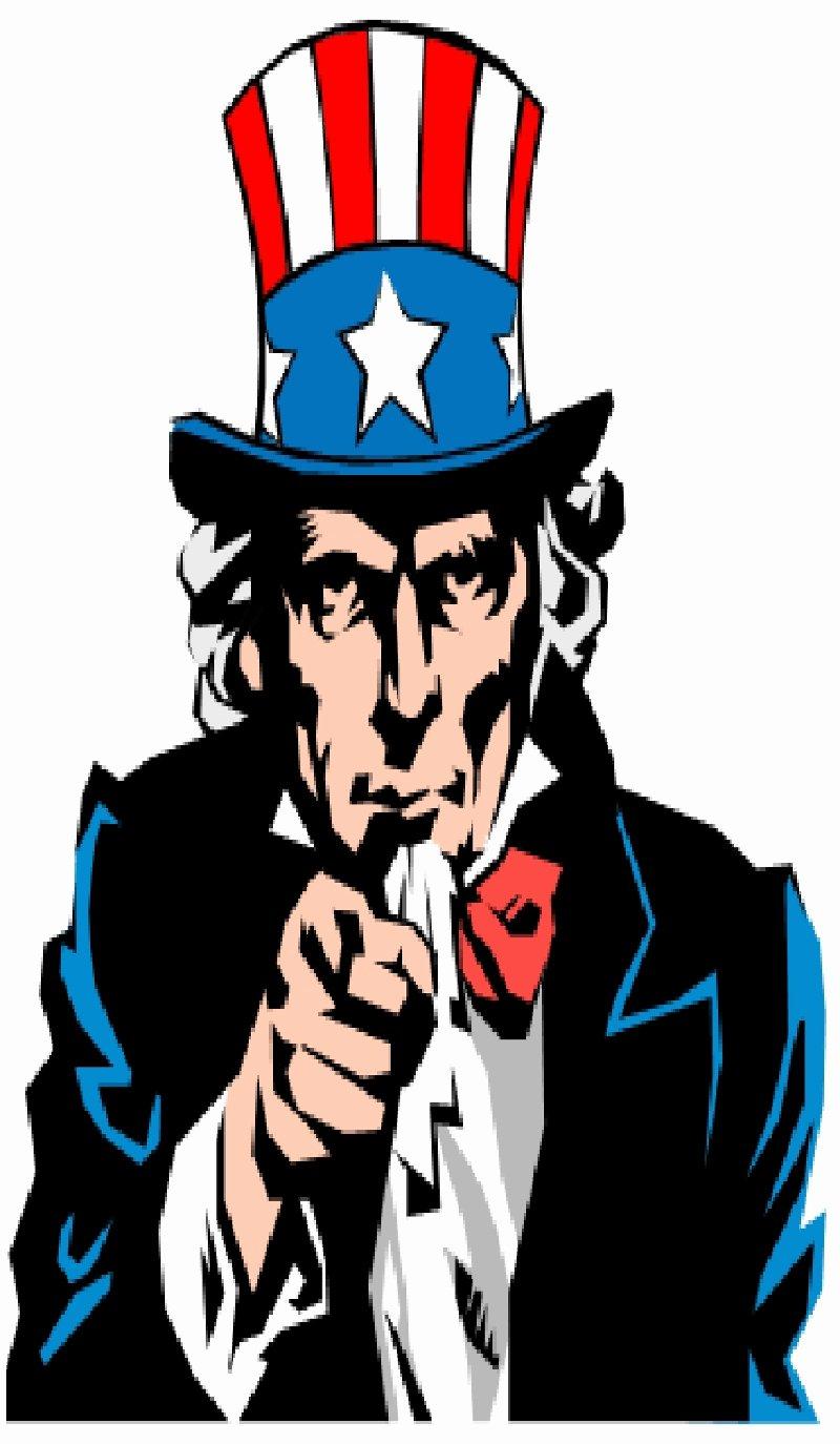 Uncle Sam Wants You Template Unique Free Uncle Sam Picture Download Free Clip Art Free Clip
