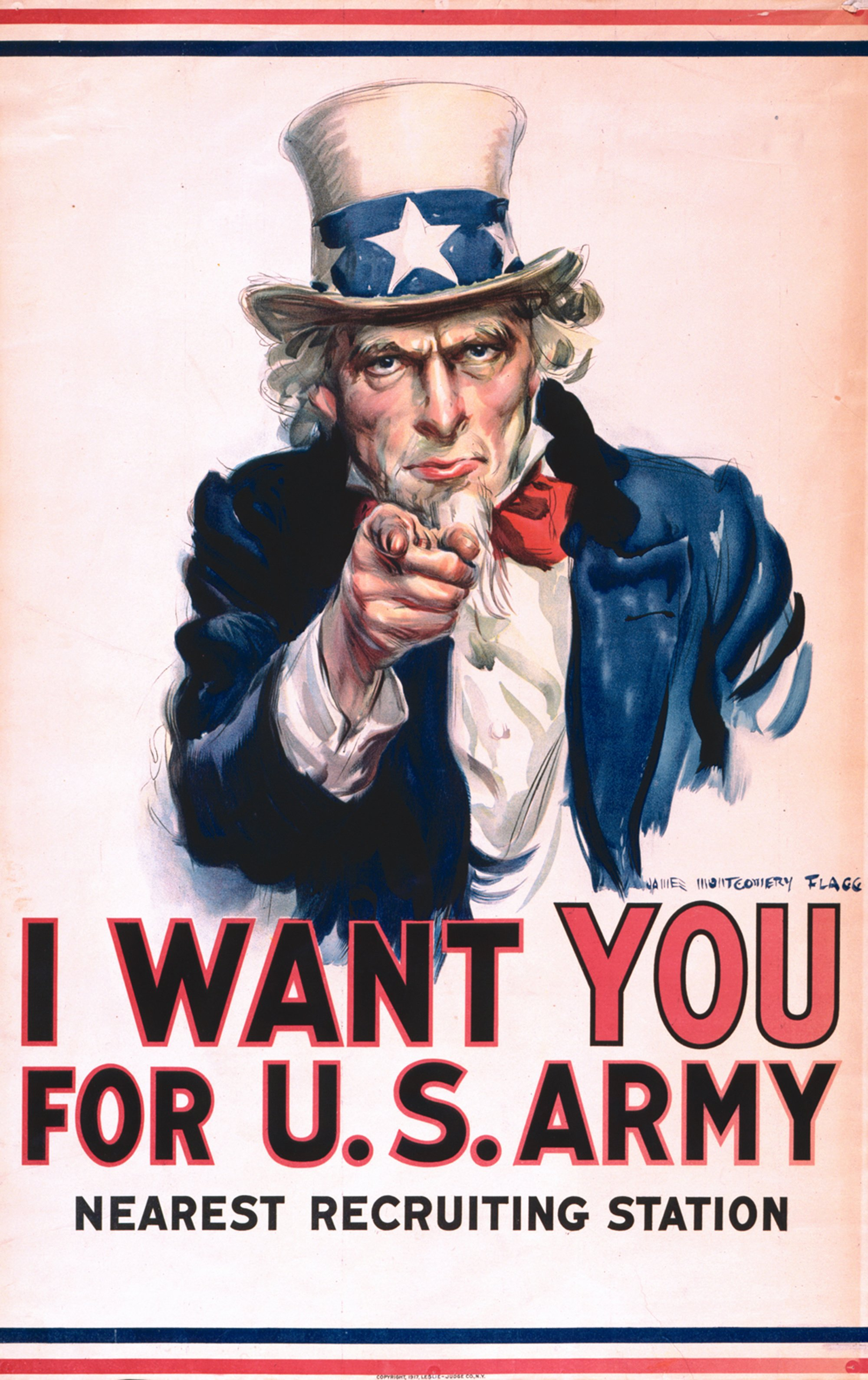 "Uncle Sam Wants You Template Unique Vintage Image Of the ""i Want You for the Us Army"" Uncle"