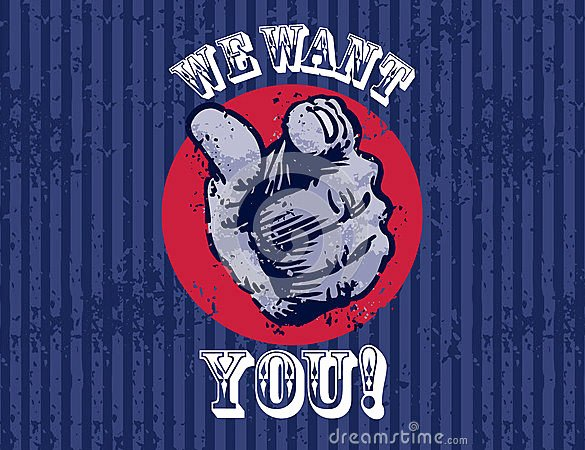 Uncle Sam Wants You Template Unique We Want You Posters 9 Free Printable Word Pdf Vector