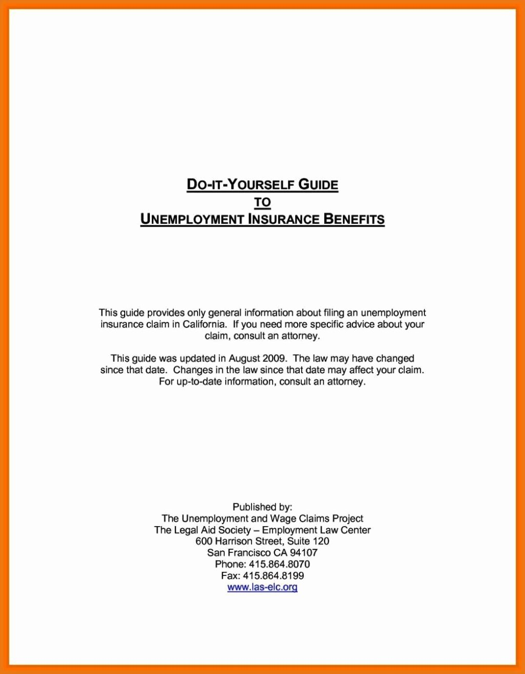 Unemployment Appeal Letter Awesome Free Unemployment Appeal Letter Template