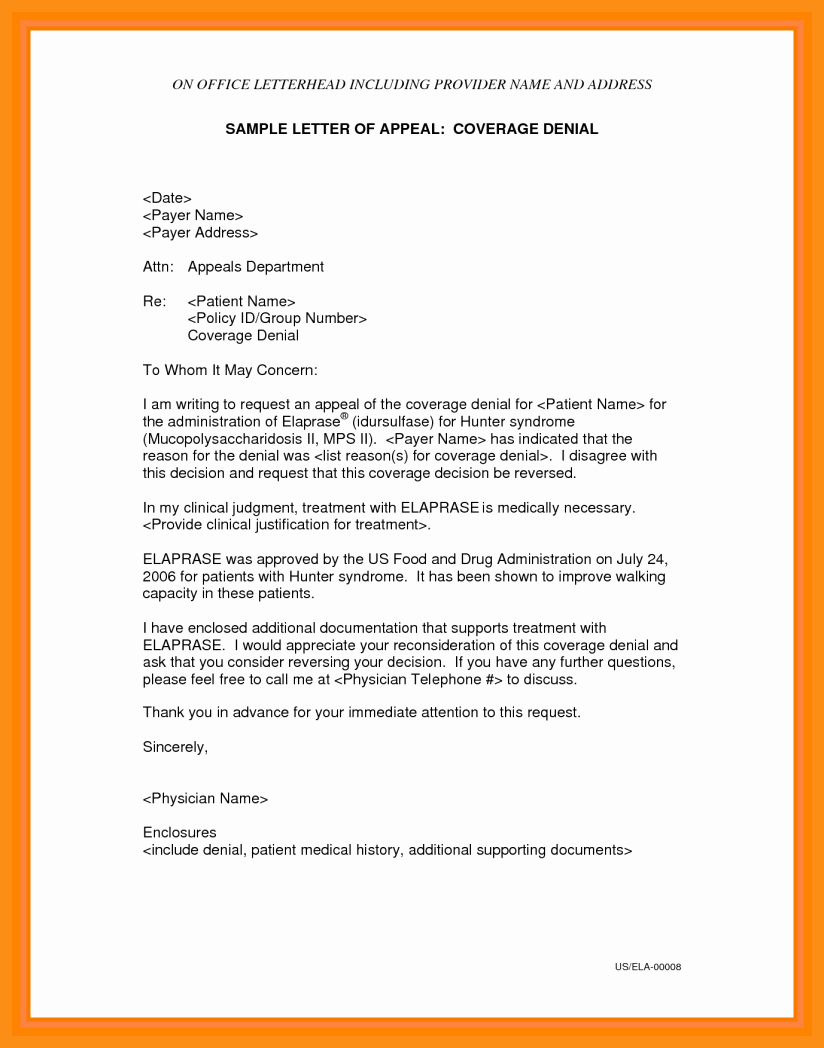 Unemployment Appeal Letter Beautiful 9 10 Edd Appeal Letter Sample