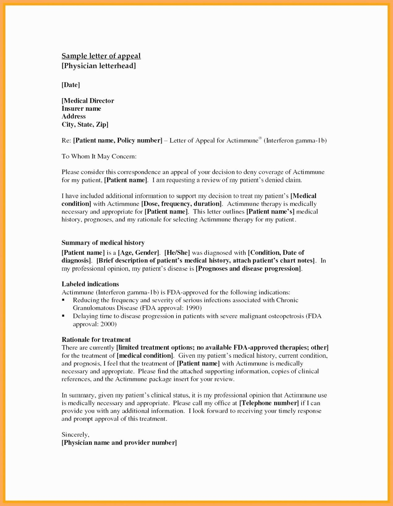 Unemployment Letter Template Lovely 12 Unemployment Appeal Sample Letter