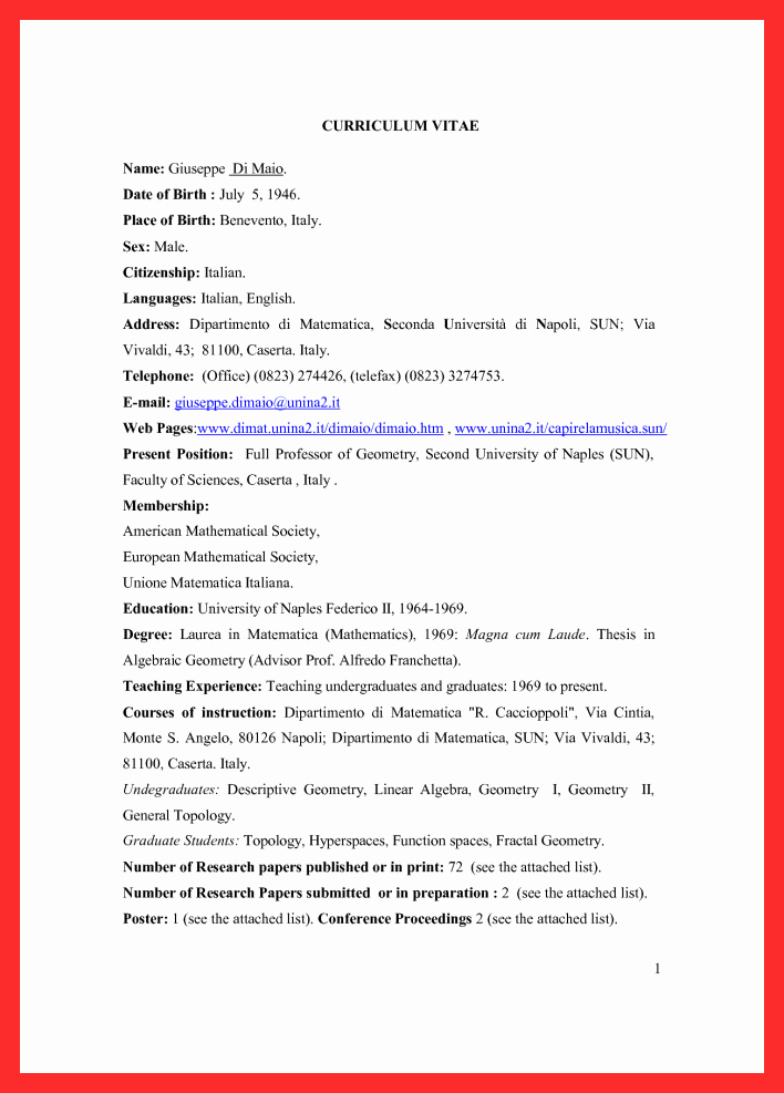 Us-style Resume Luxury Resume Template American Style Image Collections