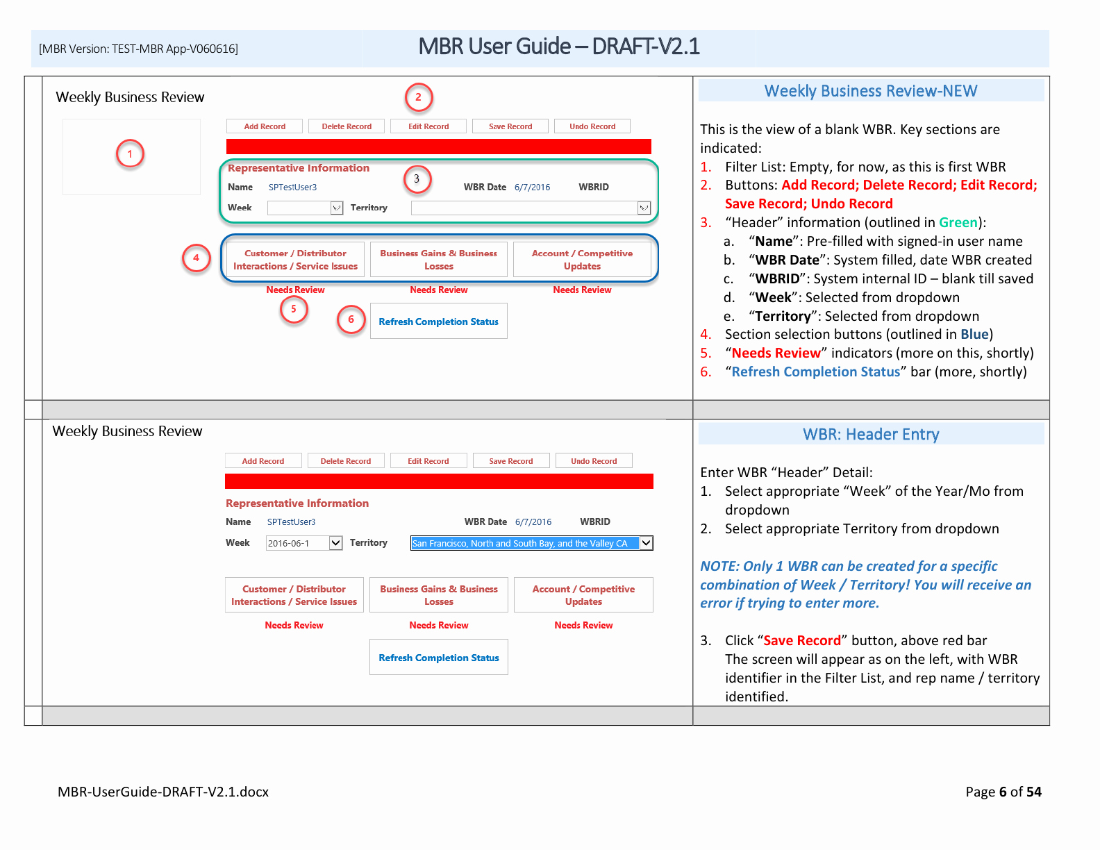 User Guide Sample Lovely Microsoft Access Migration Strategy