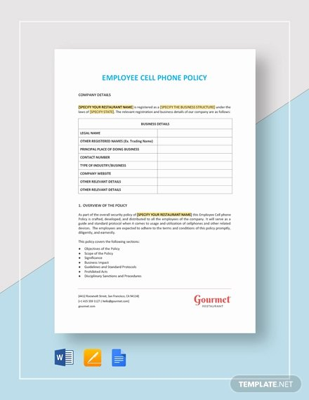 Vacation Policy Template Unique Vacation Policy Template Download 469 Hr Templates In