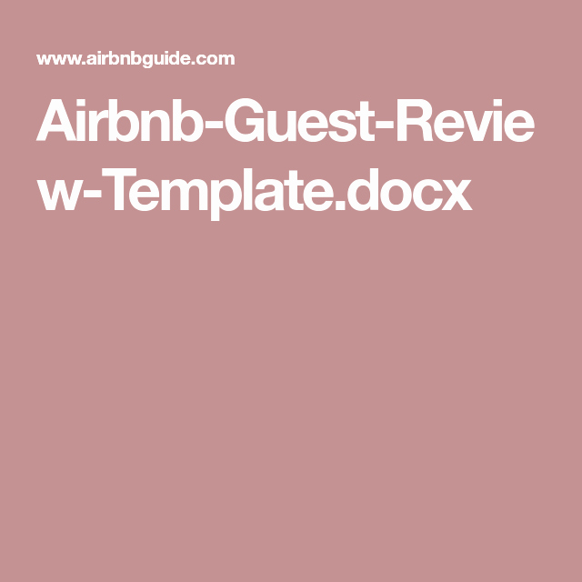 Vacation Rental House Rules Template Inspirational Airbnb House Rules Template Airbnb